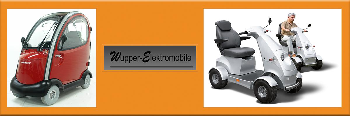 Elektromobile Wuppertal und Umgebung